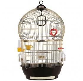Ferplast Bali Brass /напълно оборудвана клетка за малки птички/-Ø43,5x68,5см