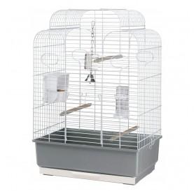 Ferplast Gala /напълно оборудвана клетка за средни папагали/-30x50x75,5см