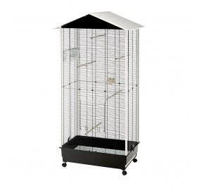 Ferplast Nota /оборудвана волиера за птички/-82x58x166см