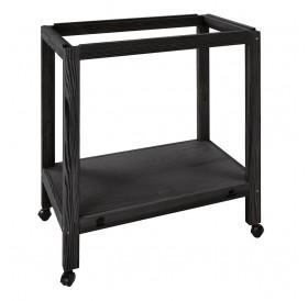 Ferplast Stand Sumet 63 Wood /дървена стойка за клетка Greta/-66,5x43x70см