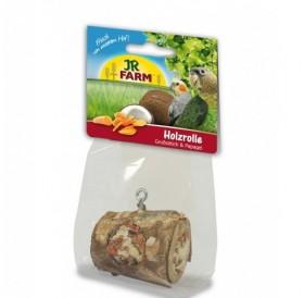 JR Farm Holzrolle /дървено руло за средни и големи папагали/-150гр