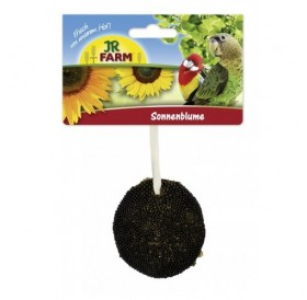JR Farm Birds Sunflower /лакомство за средни и големи папагали слънчогледова пита/-30гр