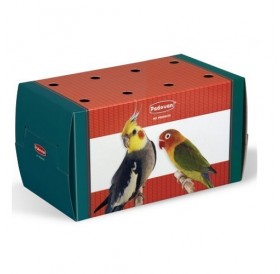 Padovan® Trasportino /транспортна кутия за средни папагали/-22,5x12,5x12,5см