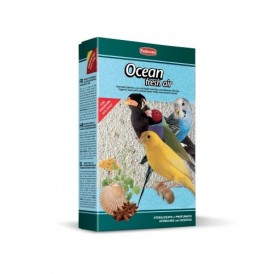 Padovan® Ocean Fresh Air /хигиенен пясък за птички/-1кг