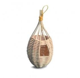 Padovan® Nido V10 /гнездо за декоративни  птички и дребни папагали/-Ø7x16см