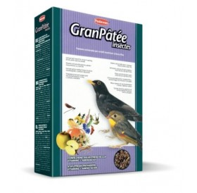Padovan GranPâtée Insectes /Мека Храна За Насекомоядни Птички/-1кг
