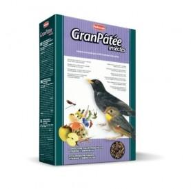 Padovan® GranPatee Insectes /мека храна за насекомоядни птици/-1кг