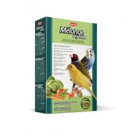 Padovan Melange Vegetable /мека храна за вълнисти папагали канарчета и финки/-300гр