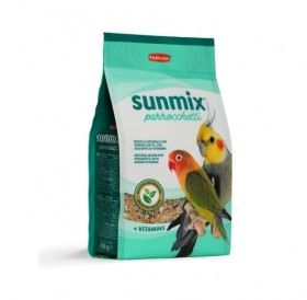 Padovan® Sunmix® Parrocchetti /пълноценна храна за средни папагали/-750гр