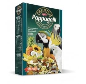 Padovan Premium Pappagalli /Пълноценна Храна За Големи Папагали/-500гр