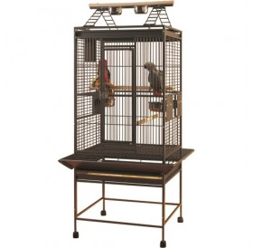 Savic® Hamilton Playpen /оборудвана клетка за голям папагал/-55x60x158см