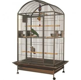 Savic® Karumba Bow /оборудвана клетка за голям папагал/-100x80x187см