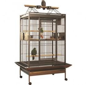 Savic® Wellington Playpen /оборудвана клетка за голям папагал/-90x60x175см