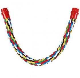 Trixie Rope Perch /въжена кацалка за средни папагали/-Ø1,8x66см