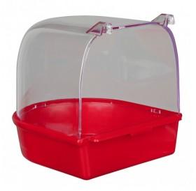 Trixie Bath House /баня за малки птички/-14x14x15см