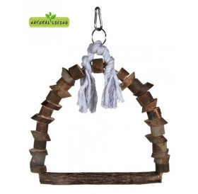 Trixie Natural Living Arch Swing /люлка за папагали/-22x29см