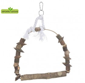 Trixie Natural Living Arch Swing /Люлка За Средни Папагали и Птички/-22x29см