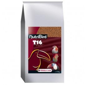 Versele-Laga NutriBird T16 Original /пълноценна екструдирана храна за големи плодоядни птици/-10кг