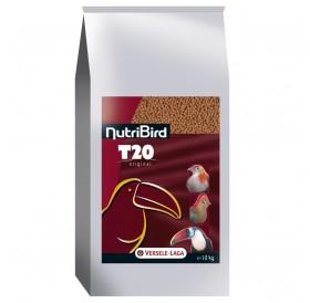 Versele-Laga NutriBird T20 Original /пълноценна екструдирана храна за големи плодоядни птици/-10кг