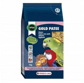 Versele-Laga Orlux Gold Patee Big Parakeets & Parrots /мека яйчна храна за средни и големи папагали/-1кг