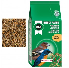 Versele-Laga Orlux Insect Patee /пълноценна храна за насекомоядни птици/-200гр
