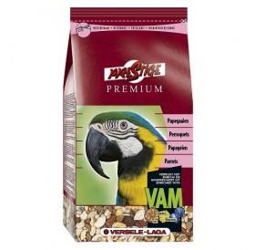 Versele-Laga Premium Parrot /пълноценна храна за големи папагали/-1кг