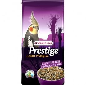 Versele-Laga Prestige Premium Loro Parque Australian Parakeet Mix /премиум храна за австралийски папагали/-20кг
