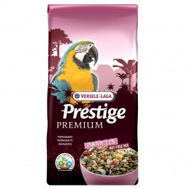 Versele-Laga Prestige Premium Parrot /пълноценна храна за големи папагали/-15кг