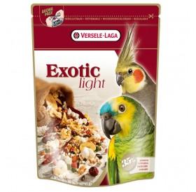 Versele-Laga Exotic Light /добавка към храна за големи и средни папагали с пуканки и зърна/-750гр