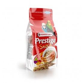 Versele-Laga Prestige Snack Budgies /допълваща храна за вълнисти папагали с плодове и яйца/-125гр