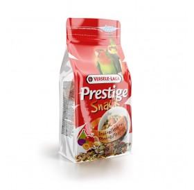 Versele-Laga Prestige Snack Parakeets /допълваща храна за средни папагали с плодове и яйца/-125гр