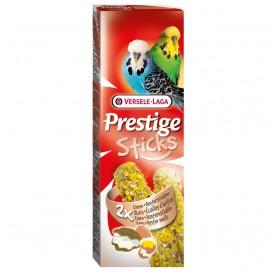 Versele-Laga Sticks Budgies Eggs&Oyster shells /крекер с яйце и черупки от стриди за вълнисти папагали 2бр/-60гр