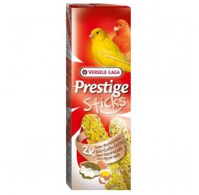Versele-Laga Sticks Canaries Eggs&Oyster shells /крекер с яйца и черупки от стриди за канрчета 2бр/-60гр