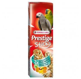 Versele-Laga Sticks Parrots Exotic Fruit /крекер с екзотични плодове за големи папагали 2бр/-140гр