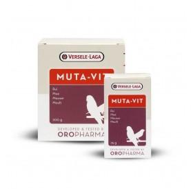 Versele-Laga Oropharma Muta-Vit /комплекс от витамини, аминокиселини и микроелементи за добро оперение/-25гр