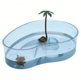 Ferplast Arricot /пластмасов аквариум за водни костенурки/-31x22x7,5см