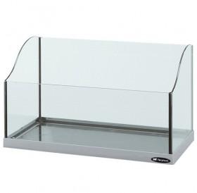 Ferplast Jamaica 50 /стъклен аквариум за костенурки/-52x27x30см
