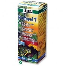 JBL Biotopol T /препарат за стабилизиране и поддръжка на водата в терариум/-50мл
