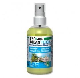 JBL ProClean Terra /препарат за почистване стъкла на терариуми/-250мл
