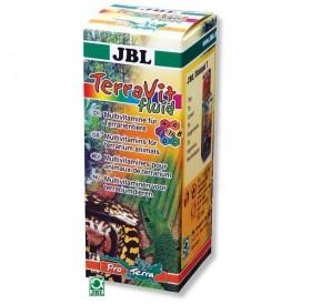 JBL TerraVit Fluid /течни мултивитамини за терариумни животни/-50мл