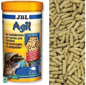 JBL Agil /храна на пръчици за костенурки/-250мл