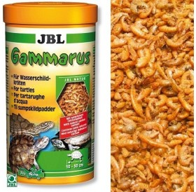 JBL Gammarus /чист гамарус за водни костенурки/-250мл