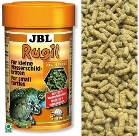 JBL Rugil /храна на пръчици за малки костенурки/-100мл