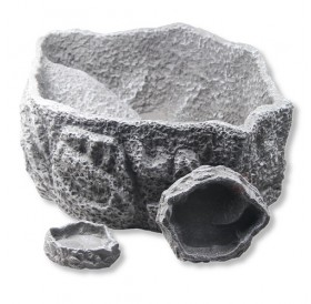 JBL ReptilBar GREY Small /купичка за храна или вода/-100мл