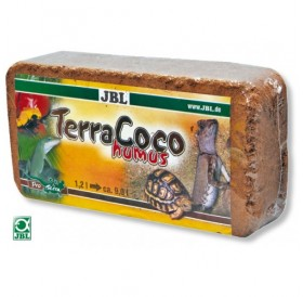 JBL TerraCoco Humus /постелка за влажни терариуми/-9л