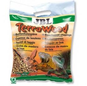 JBL TerraWood /постелка за сухи и полусухи терариуми от букови стърготини/-5л