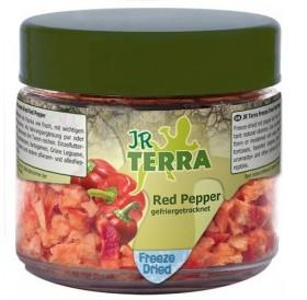JR Terra Freeze Dried Red Pepper /индивидуална храна - изсушени и нарязани червени чушки/-10гр