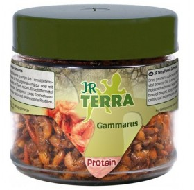 JR Terra Protein Gammarus /индивидуална храна - изсушени скариди/-20гр