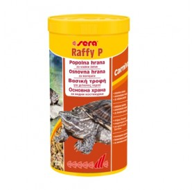 Sera Raffy P /гранулирана храна за костенурки/-1 000мл