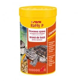 Sera Raffy P /гранулирана храна за костенурки/-250мл